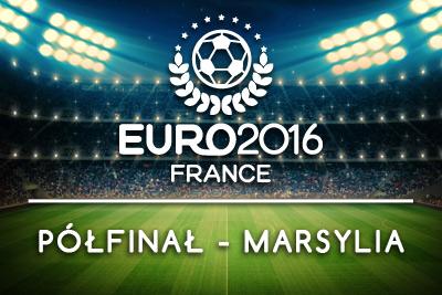 Euro 2016 półfinał Marsylia