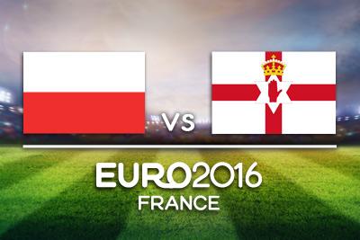 Mecz - Polska vs Irlandia Północna