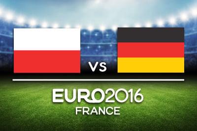Mecz - Polska vs Niemcy