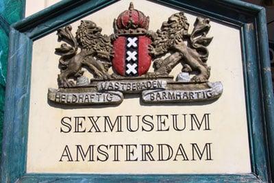 Muzeum Venustempel w Amsterdamie