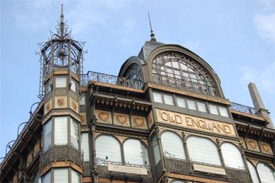 Muzeum Instrumentów Muzycznych w Brukseli