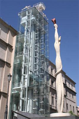 Muzeum Reina Sofia