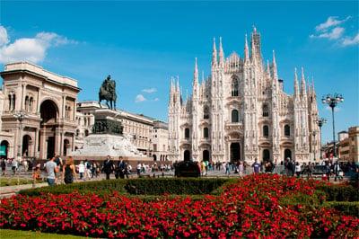 Katedra Duomo w Mediolanie