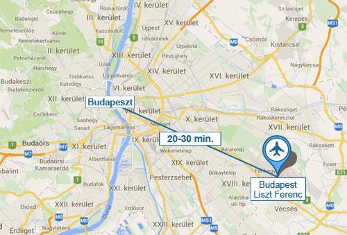 Lotnisko w Budapeszcie