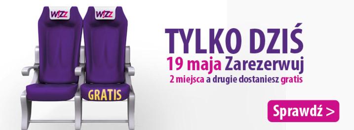 Wizzair Promocja