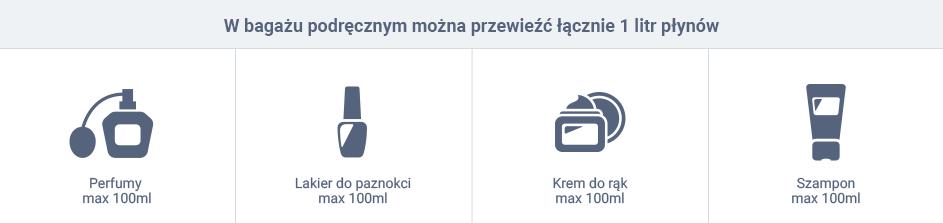 Poradnik Bagaż podręczny i rejestrowany FRU.PL