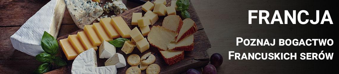 Francja - poznaj bogactwo francuskich serów