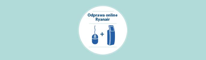 Instrukcja odprawy online Ryanair
